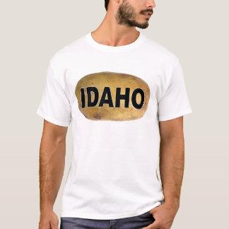 Idaho Euro Style Oval Car Decal Potatoes T-Shirt