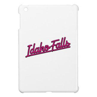 Idaho Falls in magenta iPad Mini Case