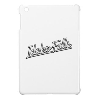 Idaho Falls in white iPad Mini Cover