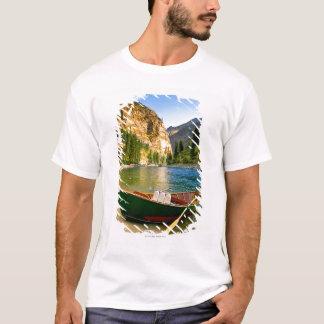 IDAHO, Fishing boat on a sandy beach in the T-Shirt