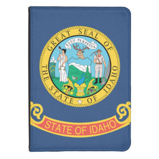 IDAHO FLAG KINDLE 4 COVER