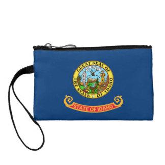 Idaho Flag Coin Wallet