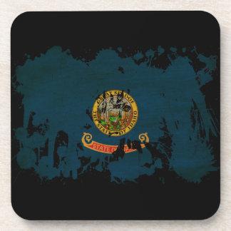 Idaho Flag Drink Coasters