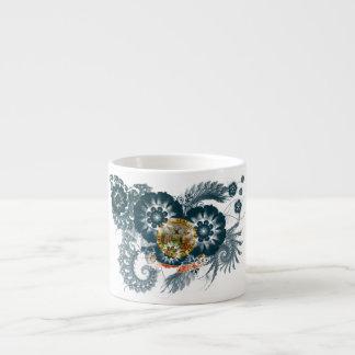 Idaho Flag Espresso Cup