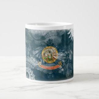Idaho Flag Large Coffee Mug