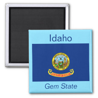 Idaho Flag Magnet