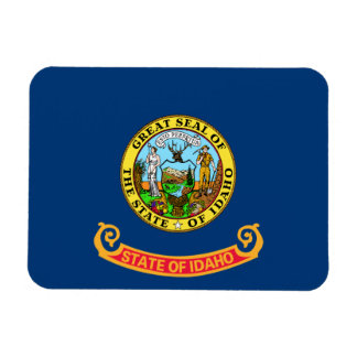 Idaho Flag Magnets