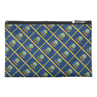 IDAHO Flag Pattern Travel Accessories Bags