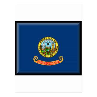 Idaho Flag Postcard