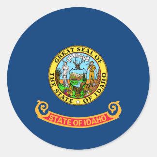 Idaho Flag Sticker