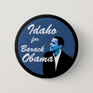 Idaho for Barack Obama Button