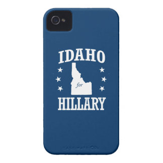 IDAHO FOR HILLARY iPhone 4 COVERS