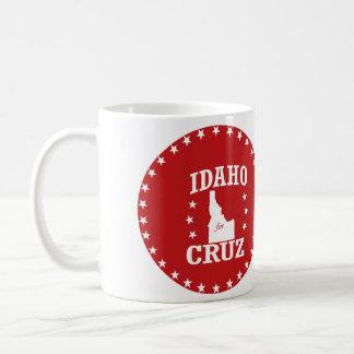 IDAHO FOR TED CRUZ COFFEE MUG