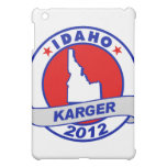 Idaho Fred Karger iPad Mini Covers