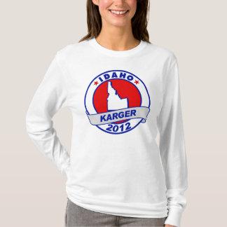 Idaho Fred Karger T-Shirt
