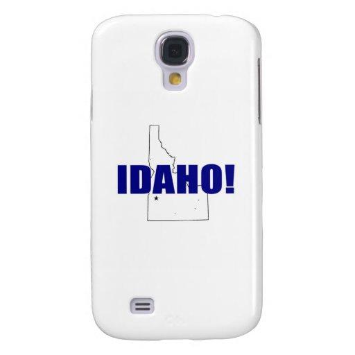 ¡Idaho! Funda Para Galaxy S4