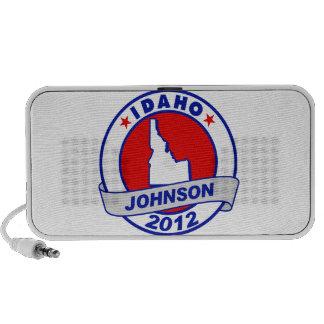 Idaho Gary Johnson iPhone Speaker