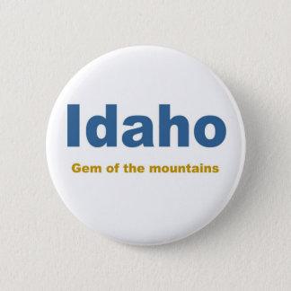 Idaho-Gem of the mountains Button