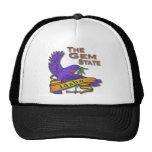 Idaho Gem State Bluebird Trucker Hat