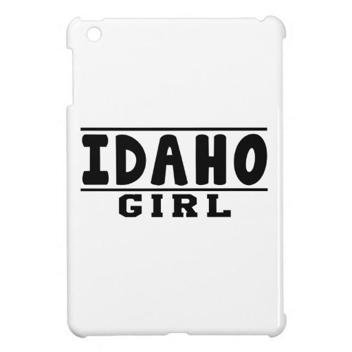 Idaho girl designs iPad mini cases