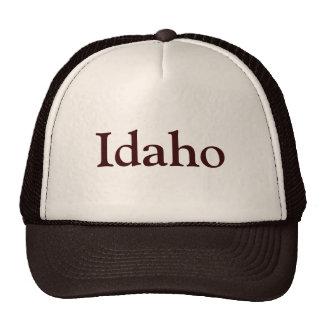 Idaho Gorro De Camionero