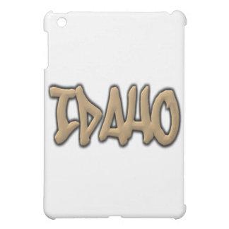 Idaho Graffiti Cover For The iPad Mini