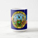 Idaho Great Seal Classic White Coffee Mug
