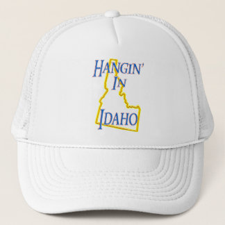 Idaho - Hangin' Trucker Hat
