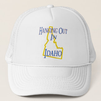 Idaho - Hanging Out Trucker Hat