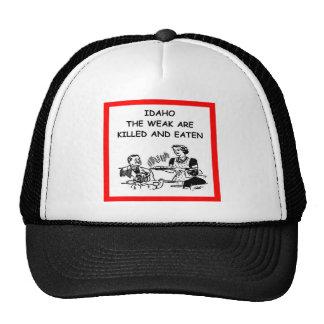 IDAHO MESH HAT