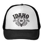 Idaho, Heck Yeah, Est. 1890 Trucker Hats