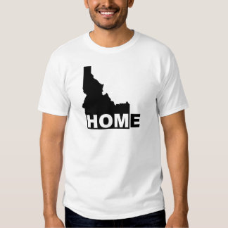 Idaho Home Away From State T-Shirt Tees