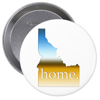 Idaho Home Horizon 4 Inch Round Button