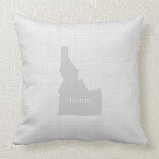 Idaho Home Throw Pillow