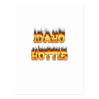 Idaho Hottie Postcard