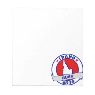 Idaho Jeb Bush 2016.png Bloc De Notas