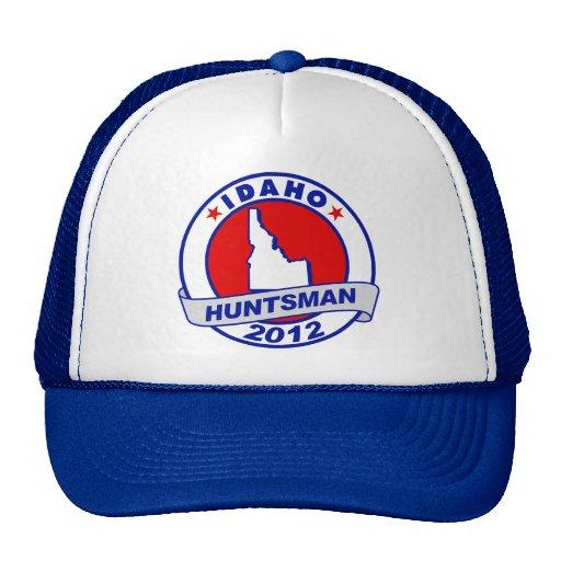 Idaho Jon Huntsman Trucker Hat