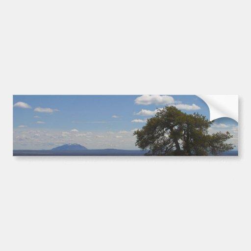 Idaho Lavafields Etiqueta De Parachoque