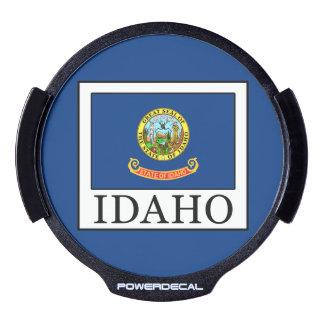 Idaho LED Window Decal
