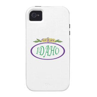 IDAHO LOGO Case-Mate iPhone 4 COVERS
