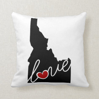 Idaho Love!  Gifts for ID Lovers Pillows