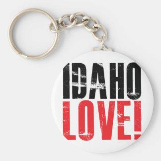 Idaho Love Keychain