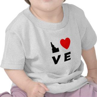 Idaho Love Tee Shirts
