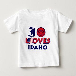 Idaho lover design baby T-Shirt