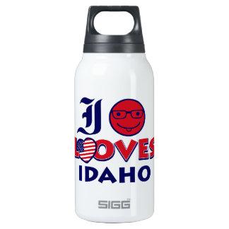 Idaho lover design insulated water bottle