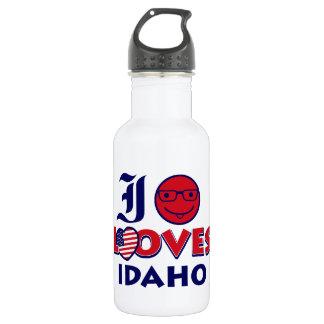 Idaho lover design stainless steel water bottle