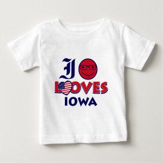 Idaho lovers Design Baby T-Shirt