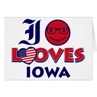 Idaho lovers Design Card