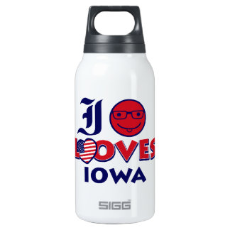 Idaho lovers Design Insulated Water Bottle