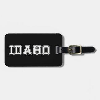 Idaho Luggage Tag